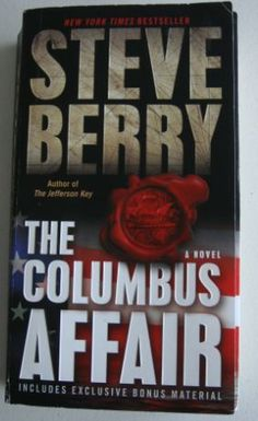"""Book Review: """"The Columbus Affair"""" by Steve Berry"""