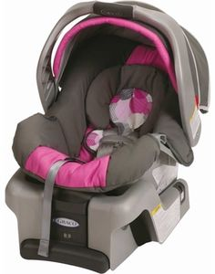Order Baby Girls Carseat - Check