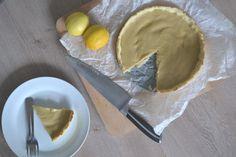 Paleo Lemon Curd Kokos Taart