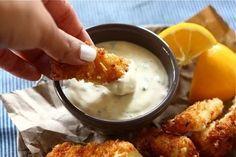 Домашние рыбные палочки   Про рецептики - лучшие кулинарные рецепты для Вас!