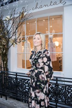 Marie-Chantal, the childrenswear brand beloved of the international chic crowd, is opening a flagship store designed by Fran Hickman. Marie Chantal Of Greece, Greek Royalty, Greece Fashion, Fashion Marketing, Cashmere Sweaters, Party Dress, Dress Up, Victoria, Daughter