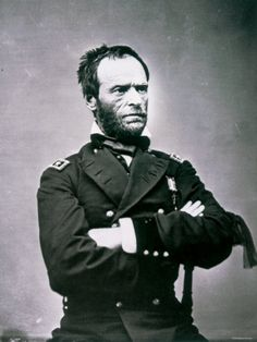 I am announcing my candidacy for President on the Republican ticket!  Gen. Wm. Tecumseh Sherman [USA ret.]