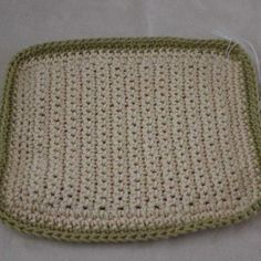 Dish cloth from Teresa's Crafty Creations for $7.00