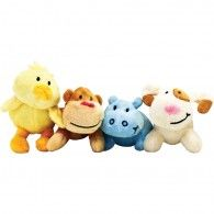 Mini Fleecy Friends - Assorted Pack of 4