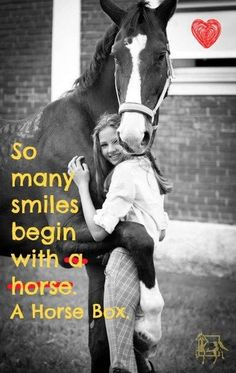 Horse hugs is what I would like to teach my horse to do!!!!