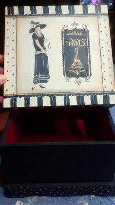 Caja para guardar bijou