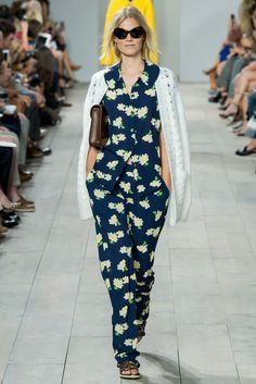 Spring 2015 Ready-to-Wear Michael Kors