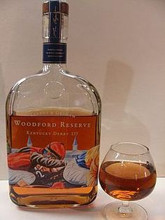 Woodford Reserve is one of my favorite whisky's.  See their wiki: http://en.wikipedia.org/wiki/Woodford_Reserve#