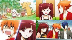 Miira no Kaikata – Siswa sekolah menengah Sora Kashiwagi terbiasa menerima hadiah aneh dari ayahnya, yang melakukan ekspedisi ke seluruh dunia. Sayangnya, hadiah-hadiah ini hanyalah mimpi buruk. Akibatnya, ketika ayahnya mengiriminya paket besar dari Mesir, Sora mempersiapkan dirinya untuk yang terburuk, hanya untuk disambut oleh Mii-kun — mumi yang lucu dan berukuran seperti pint! Sementara … Noragami, Anime, Art, Craft Art, Anime Shows, Kunst, Anime Music, Gcse Art, Animation