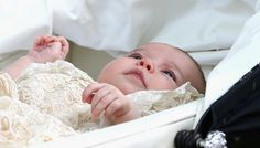 Kate Middleton Gives Princess Charlotte a Royal Stroller Ride to Christening