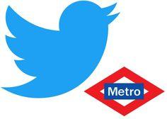 #Twitter #Internet #Transportes Twitter salta a las pantallas del Metro de Madrid