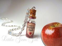 escencia de manzana envenenada