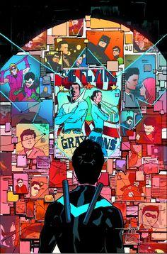 NIGHTWING #7 (W) Seeley (A/CA) Javi Fernandez (CA) Ivan Reis, Joe Prado