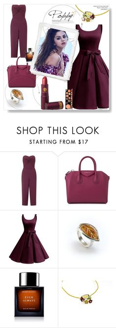 """""""Bez naslova #144"""" by julia-772 ❤ liked on Polyvore featuring Miss Selfridge, Givenchy, BoonTheShop and MAC Cosmetics"""