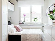 Klein behuisd #12 Kleine slaapkamer