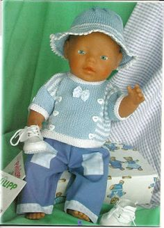 Baby Born Kleding Naaien 65 Ideas For 2020 Baby Pink Clothes, Baby Born Clothes, Funny Baby Clothes, Trendy Baby Clothes, Unisex Baby Clothes, Knitting Dolls Clothes, Doll Clothes Patterns, Black Baby Boys, Baby First Halloween