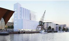Gallery of Winners Announced For Norwegian Competition to Convert Grain Silo into Art Museum - 2