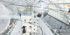 Featured Image for In Orbit: an interactive sculpture by Tomás Saraceno