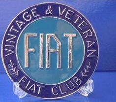 FIAT VETERAN CLUB