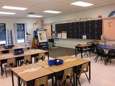 PYP classroom set-up