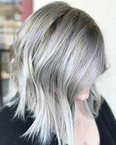 Ash Hair, Hairstyles 2018, Hair 2018, Tiffany, Hair Styles, Instagram, Color, Fashion, Hair Plait Styles