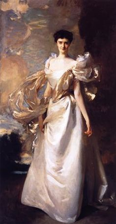 Margaret Hyde, 19th Countess of Suffolk  - John Singer Sargent - Completion Date: 1898