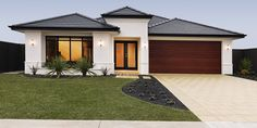 Affordable Homes Perth - Aztec Perth, Home Remodeling, Aztec, Kitchen Remodel, Garage Doors, New Homes, Outdoor Decor, House, Home Decor