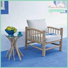 Mesitas Auxiliares para todos los estilos / Muebles / Estilo Mediterráneo