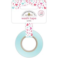 Doodlebug Washi Tape, Sprinkles - 4,40 €