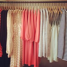 Boutique style clothing for women at Poppy's in downtown Laramie!