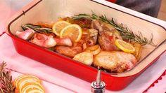 Make this one-pot Knoblauch My Soul • Valentinstag Abendessen: Baked Lemon Pasta