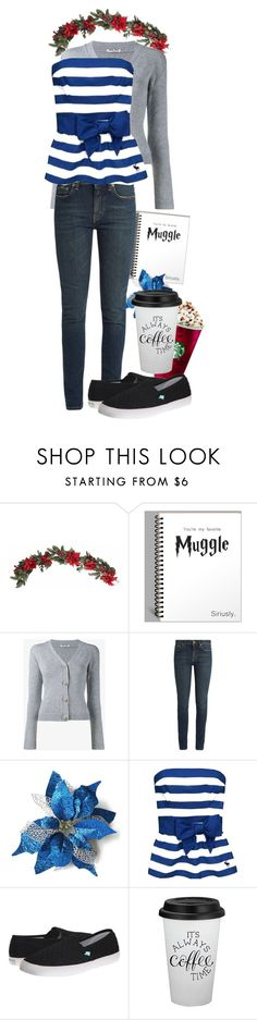 """""""Fall Winterish"""" by underwater-city ❤ liked on Polyvore featuring Nearly Natural, Miu Miu, Yves Saint Laurent, Abercrombie & Fitch and Roxy"""