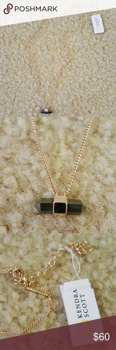 Kendra Scott Amanda Necklace Rose gold necklace. Kendra Scott Jewelry Necklaces