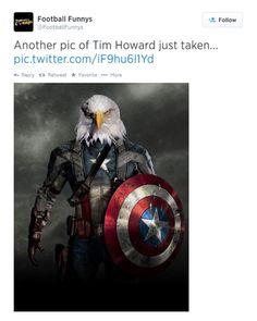 Tim Howard memes