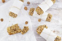 Erdmandel-Quinoa-Riegel   A Little Fashion   https://www.filizity.com/food/erdmandel-quinoa-riegel