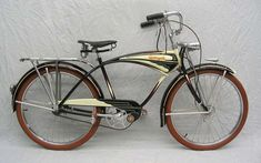 1941 Schwinn Auto Cycle Super Deluxe