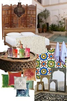 love moroccan decor.