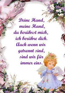 Wir trauern gemeinsam: Deine Hand, meine Hand