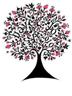 Another tattoo tree idea!
