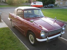 Triumph Herald 13/60 Convertible FURTHER REDUCTION SOLD (1967)