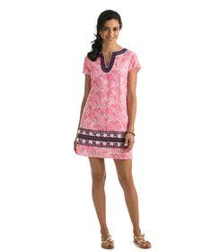 8c174c069c Shop womens dress at vineyard vines. Coral PrintVineyard VinesStarfishCapsule  ...