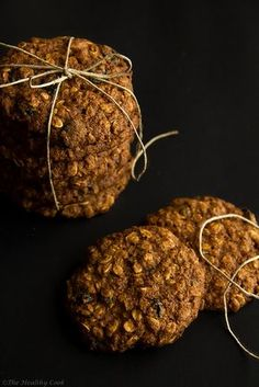 Oatmeal Cookies with Blueberries – Μπισκότα Βρώμης με Μύρτιλα