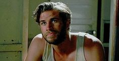 """Liam did an amazing job in """"The Dressmaker""""  #liamhemsworth #hemsworthbrothers #hemsworth #thehungergames #galehawthorne #thedressmaker #independenceday #idr #sebastianstan #sexy #muscles"""