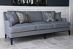 Braxton Culler Living Room Andrews Sofa 5010-011 - Braxton Culler - Sophia, NC
