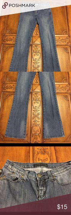 Rock & Republic Jeans Slim leg, ultra flattering. Rock & Republic Jeans Boot Cut