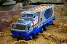 Truck Tatra 815 GTC by Mikimaus