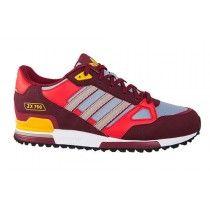 detailed look 9c38c e8ae1 Zapatillas Adidas Originals ZX 750 Hombre Cardenal   Rojo   Plata   Gris  Fresco   Amarillo  3vXYnk