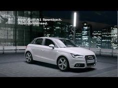 """▶ Audi A1 Commercial """"Millimeter"""" 2012 - YouTube"""