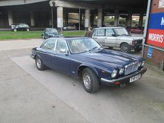 Jaguar XJ6 at the David Manners Group http://www.jagspares.co.uk/Manners/company.asp