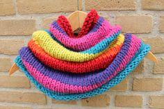Hilde haakt: Kol sjaal breien